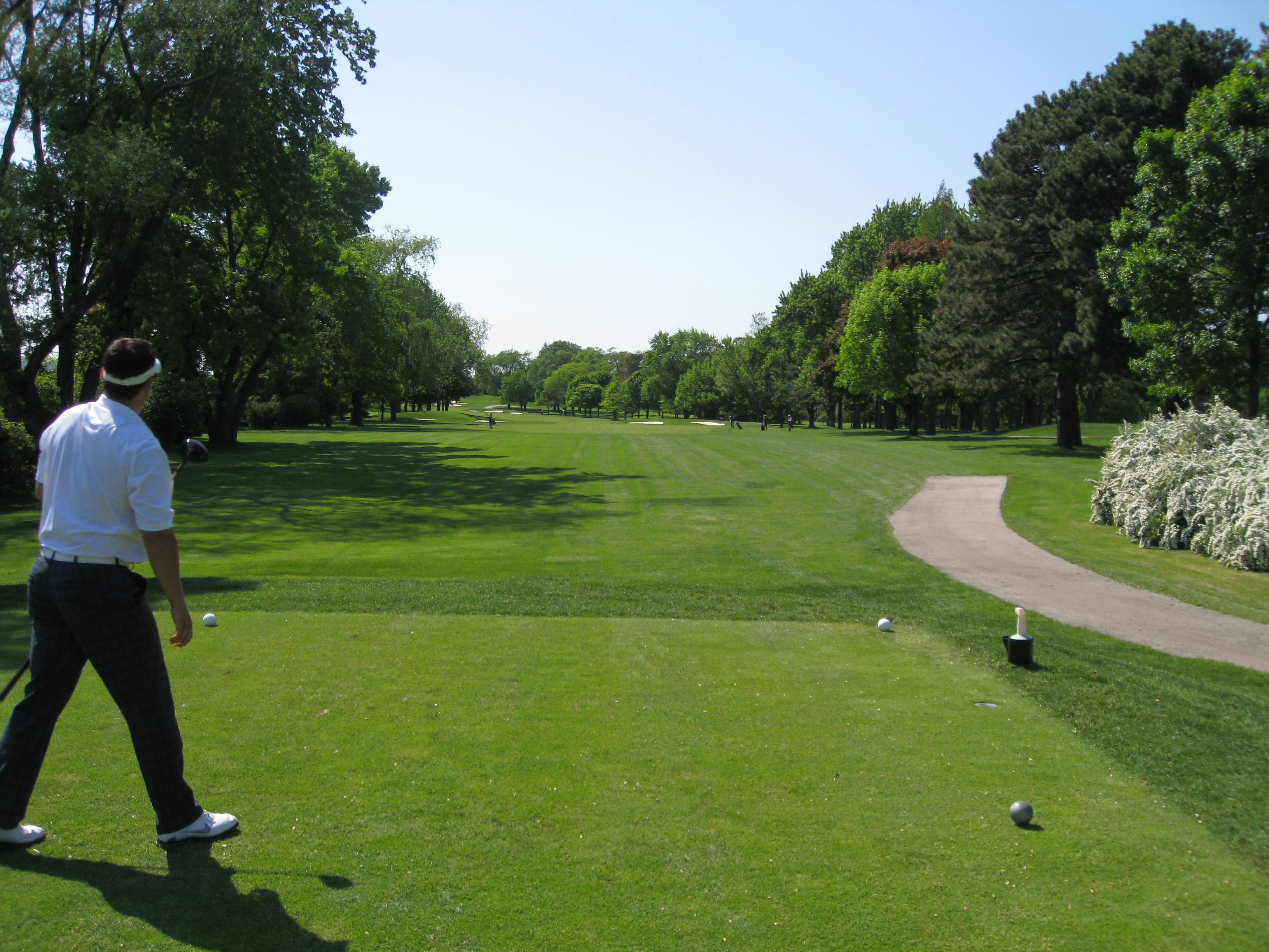 completely humbled my afternoon at medinah no 3 u2013 only golf matters